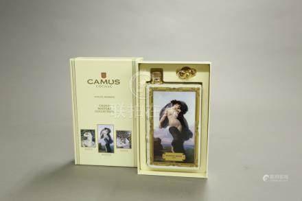 卡慕拿破崙 瓷書-Bouguereau