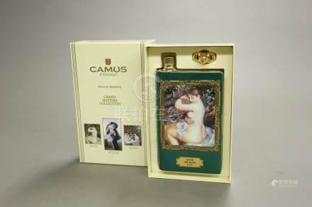 卡慕拿破崙 瓷書-Renoir