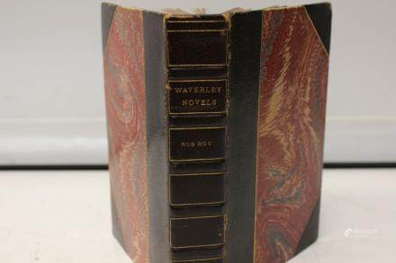 "Waverley Novels, ""Rob Roy"", 1871"
