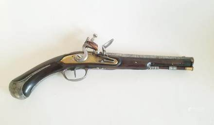 18C Antique Continental Pistol