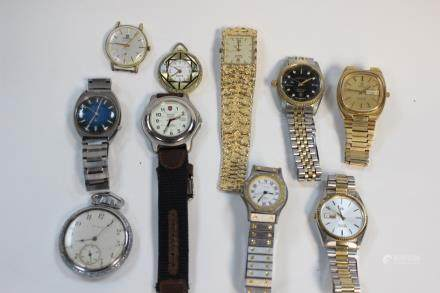 10 Miscellaneous Watches