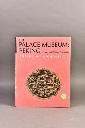 THE PALACE MUSEUM:PEKING