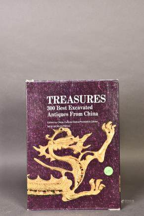 A VOLUME OF BOOK ON TREASURES