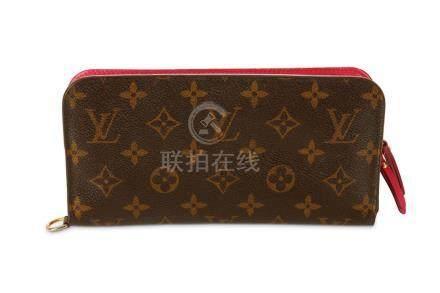 Louis Vuitton Monogram Insolite Wallet, c. 2009, monogram ca