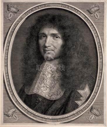 ROBERT NANTEUIL (1623 1678)