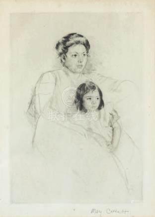 MARY CASSATT (1844 1926)