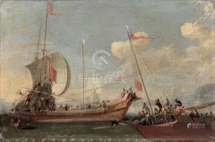 ATTRIBUÉ À CORNELIS DE WAEL (1592 1667)