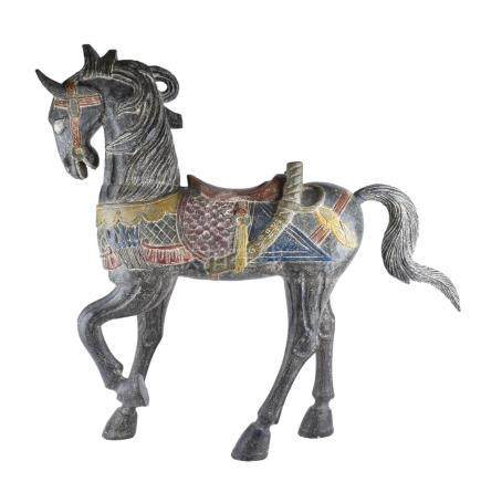Chinese Carved Horse