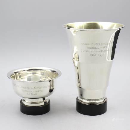 Swedish Silver Cups Set 2.