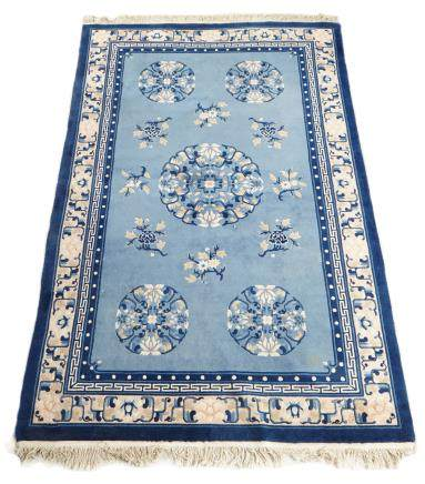 Antique Chinese Carpet.