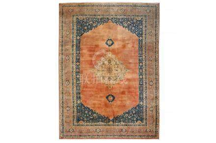 A FINE NORTH-WEST PERSIAN CARPET approx: 11rft.2in. x
