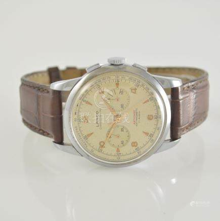 LANCO gents wristwatch with chronograph
