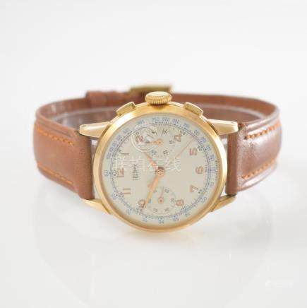 HUGEX nearly mint gents wristwatch with chronograph