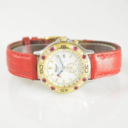 CHOPARD chronograph model Mille Miglia