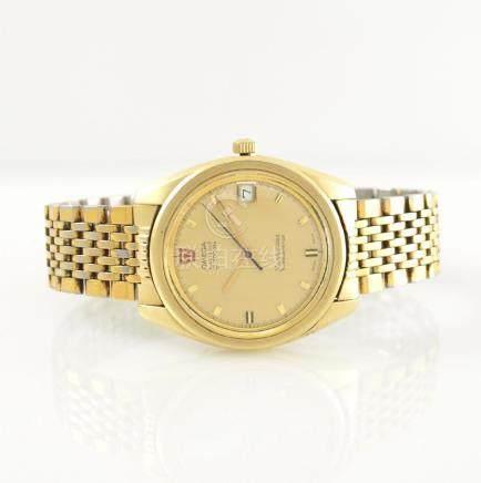 OMEGA wristwatch Seamaster chronometer Electronic f