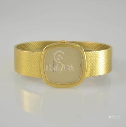 VACHERON CONSTANTIN 18k yellow gold gents wristwatch