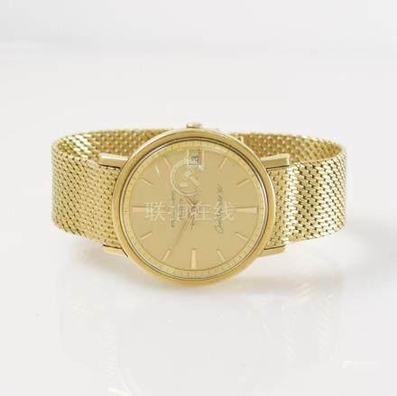 ETERNA-MATIC de Luxe 18k yellow gold gents wristwatch