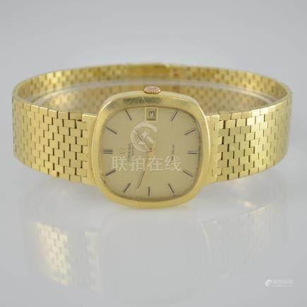 OMEGA De Ville 18k yellow gold gents wristwatch