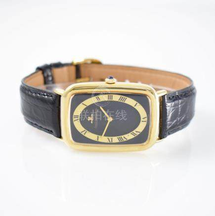 Jaeger-LeCoultre large 18k yellow gold gents wristwatch