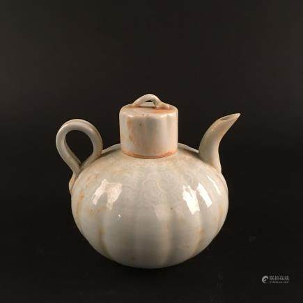 Chinese Hutian Kiln Teapot