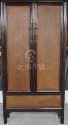 Qing Dynasty Chinese Hainan Hainan Huali Cabinet