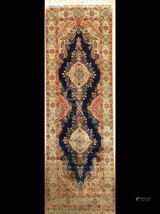 Silk Istanbul rug (gallery), Turkey, approx. 40 years
