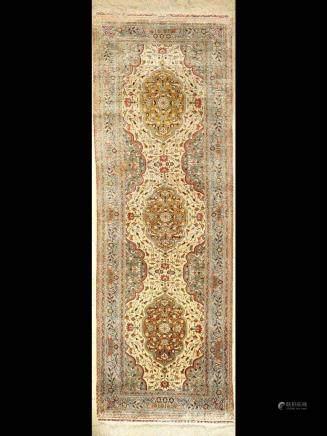 Silk Istanbul rug (gallery), Turkey, approx. 50 years