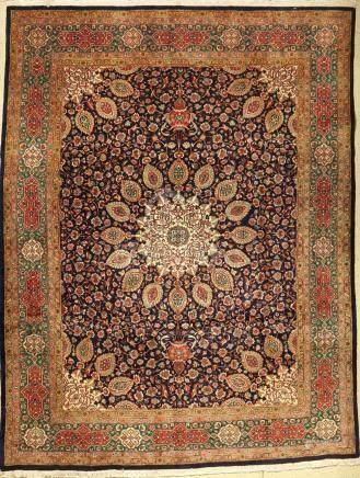 Tabriz carpet old (Sheik Safi), Persia, approx. 60