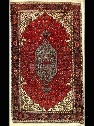 Goltogh rug old, Persia, approx. 60 years, wool