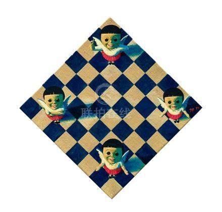 方格子的构图2号