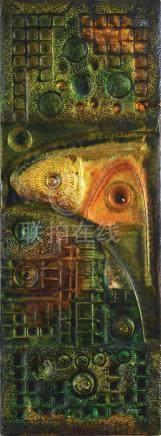 Vincent Hoisington (Singaporean, 1924-1972) Passacaglia, 1972