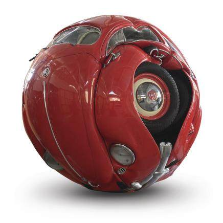 甲殼蟲球體