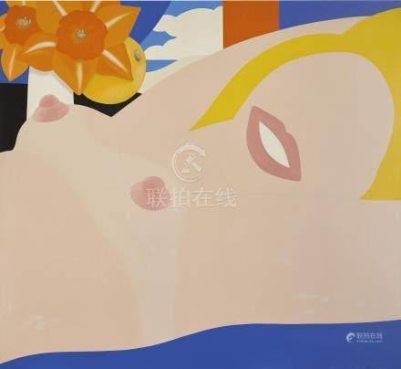 湯姆·衛索曼 偉大的美國裸體#79