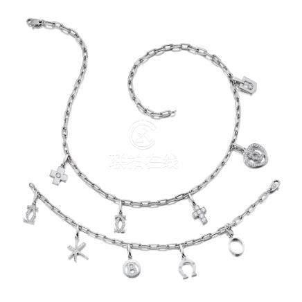 鑽石項鏈及手鏈, 卡地亞(Cartier)