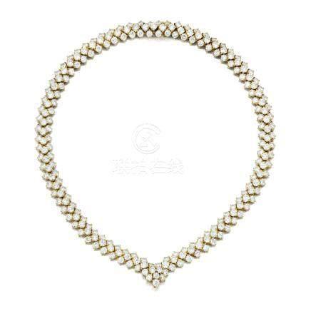 鑽石項鏈, 海瑞溫斯頓 ( Harry Winston )