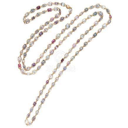 尖晶石項鏈
