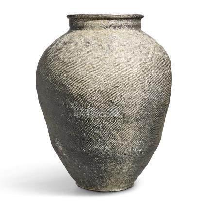 平安時代十二世紀   日本すず陶罐