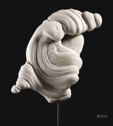 漸新世(三千萬年前)   法國楓丹白露宮固結砂岩
