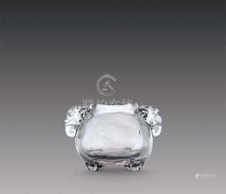 象耳水晶炉