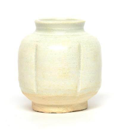 宋 影青釉罐