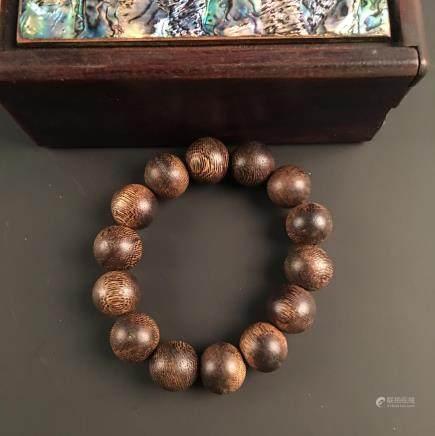 Chinese Agalwood Bracelet