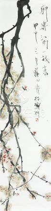 蔣山青  花卉