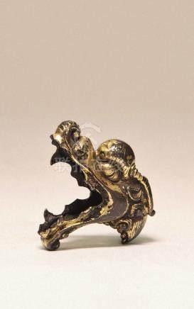 十七世纪 鎏金龙头