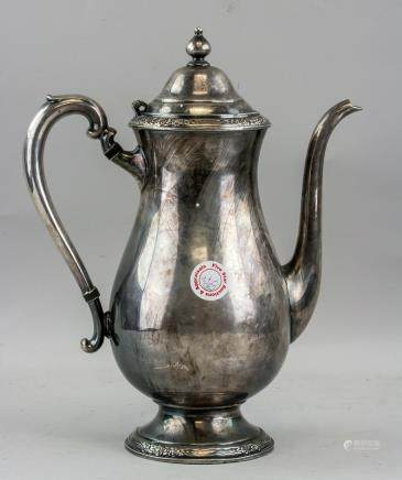 American International Silver Company Teapot