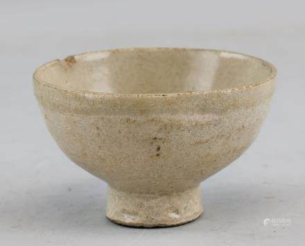 Chinese Song Style Pottery Bowl