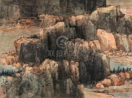 WANG JIQIAN [C.C. WANG] (Chinese, 1907-2003)