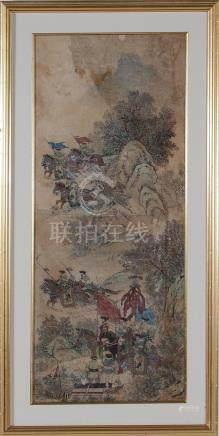 Chinese school, 18th/19th century (5pcs)