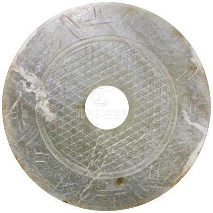 漢代 HanDynasty (206BC-232AD)  西漢 玉璧