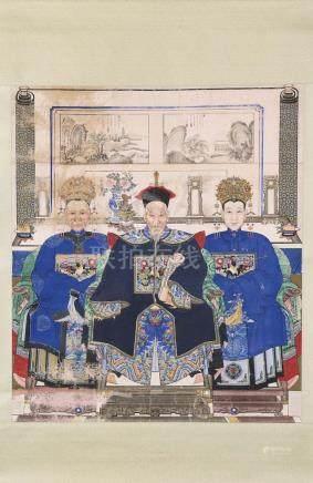 PORTRAIT OF ANCESTORS