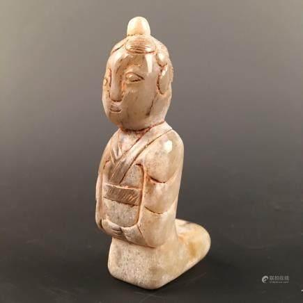 Chinese Jade Figure